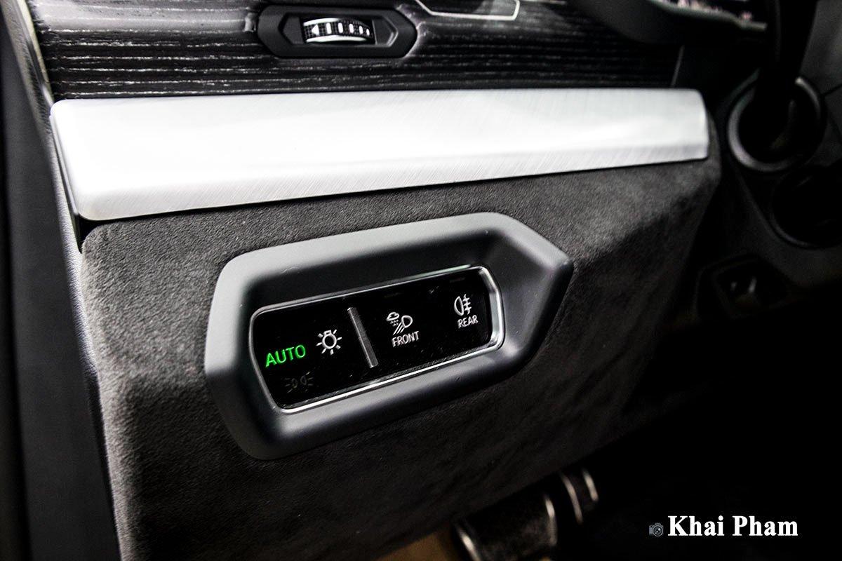 Ảnh Hệ thống đèn xe Lamborghini Urus 2020