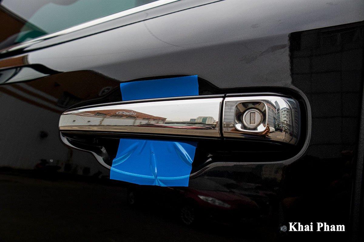 Ảnh TAY NẮM CỬA xe Lexus LX570 Super Sport 2020