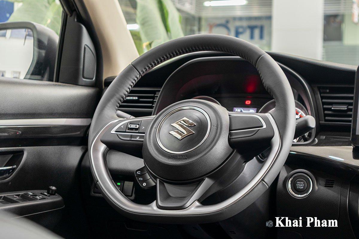 Ảnh Vô-lăng xe Suzuki XL7 2020