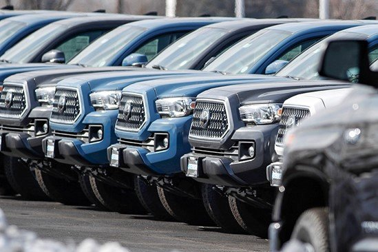 Hàng loạt xe Toyota bị triệu hồi trên toàn thế giới do vấn đề về lỗi bơm xăng 1