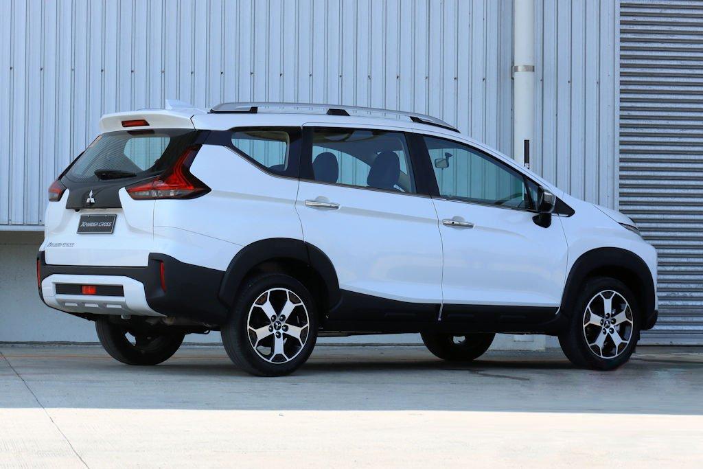 Ảnh An toàn xe Mitsubishi Xpander Cross 2020