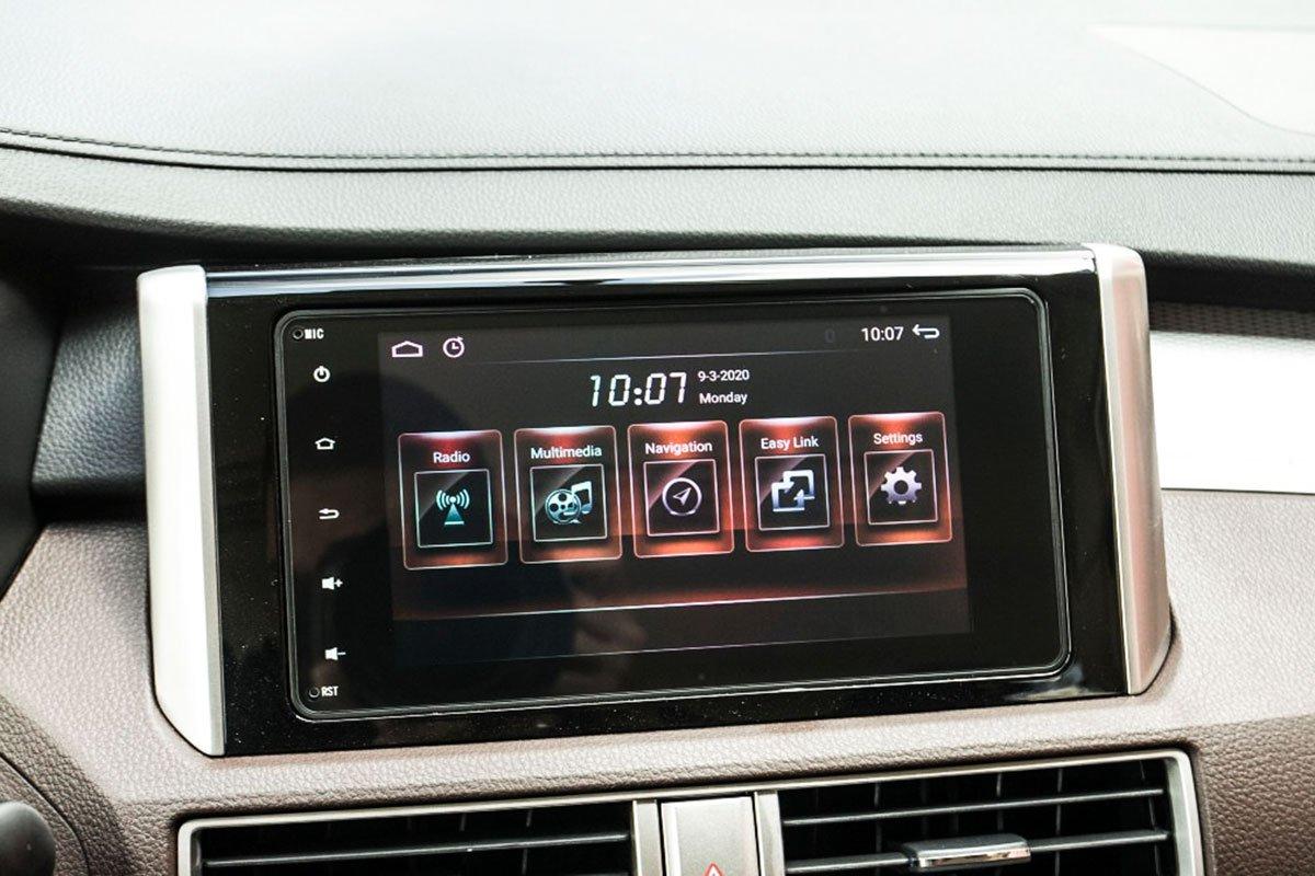Ảnh màn hình xe Mitsubishi Xpander Cross 2020