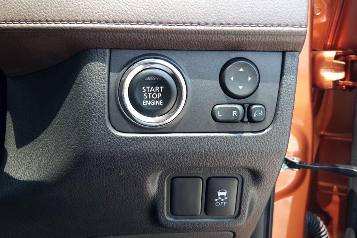 Ảnh Cụm chỉnh đèn xe Mitsubishi Xpander Cross 2020