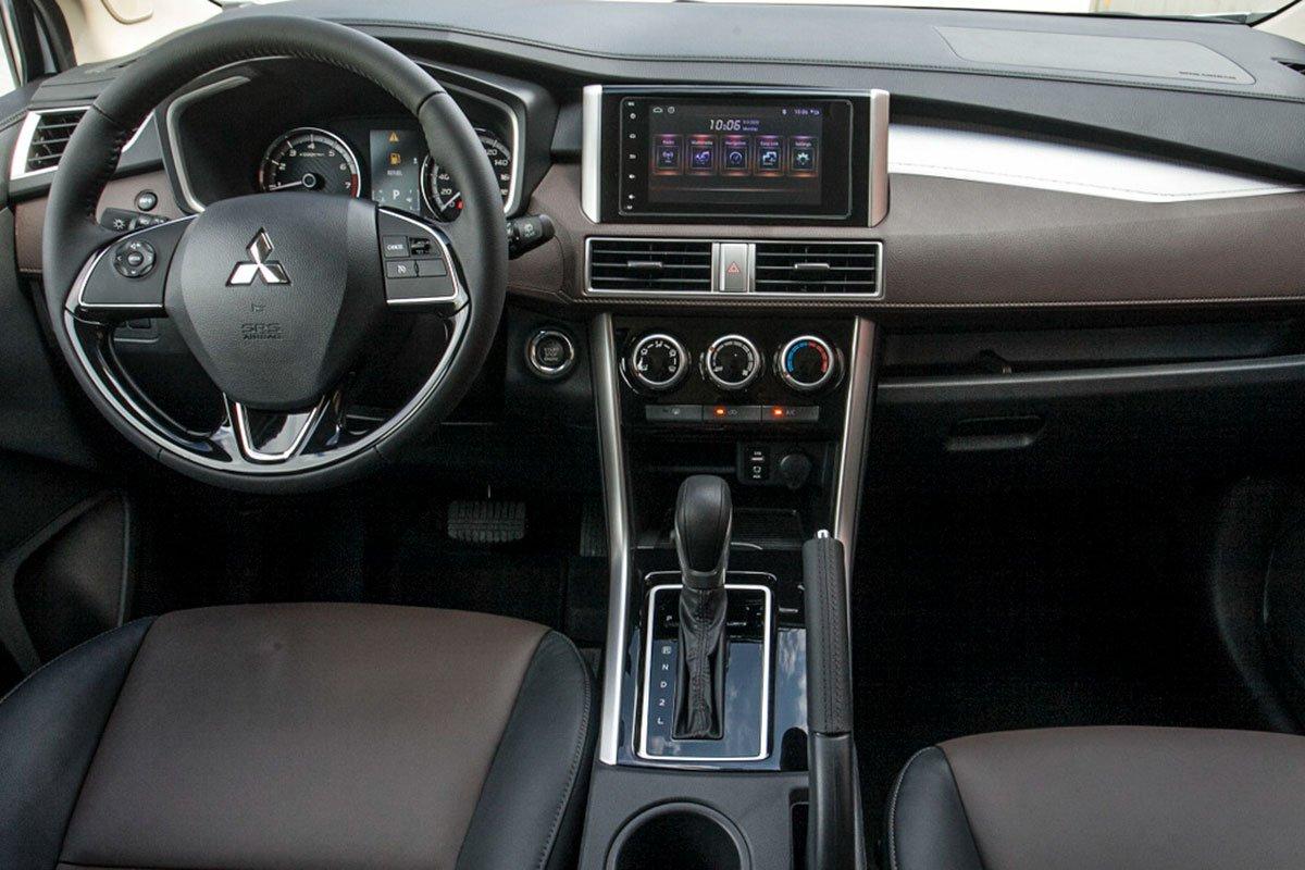 Ảnh vô-lăng xe Mitsubishi Xpander Cross 2020