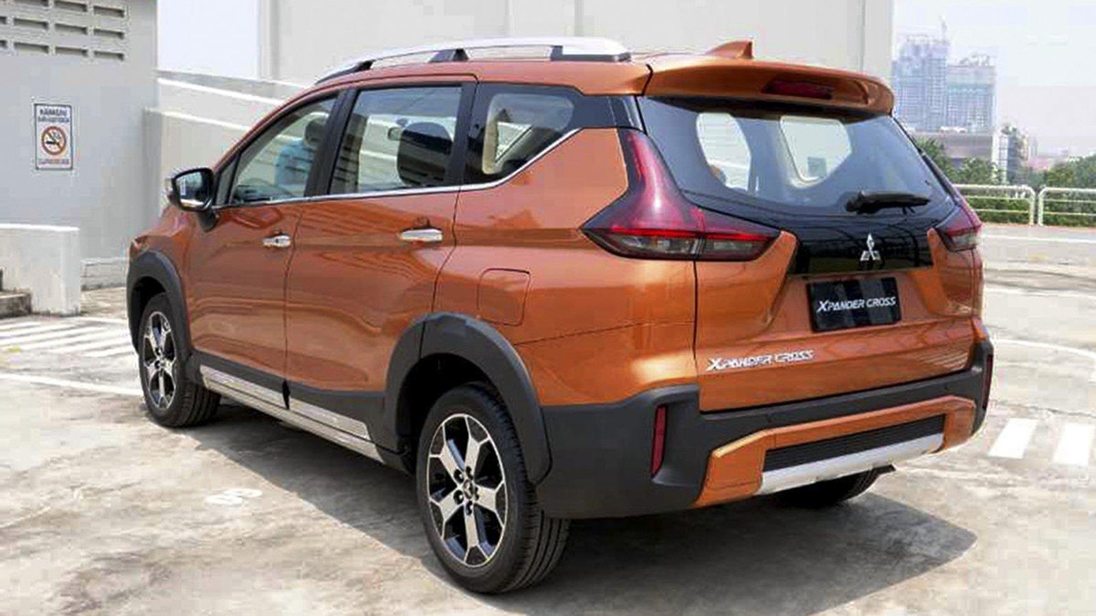 Ảnh Đuôi xe Mitsubishi Xpander Cross 2020