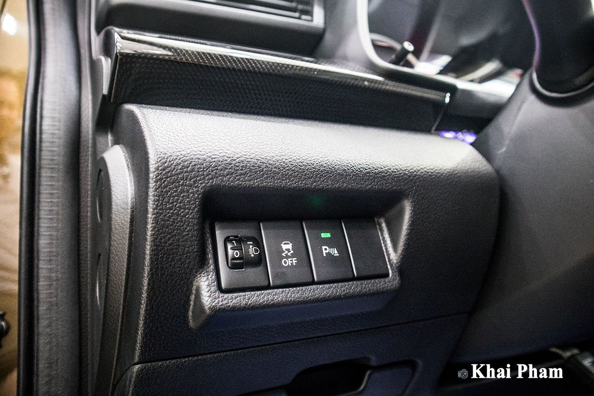 Ảnh Cụm chỉnh đèn xe Suzuki XL7 2020