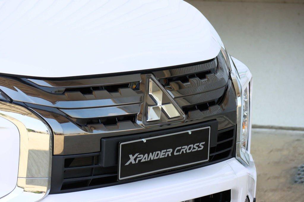 Ảnh Lưới tản nhiệt xe Mitsubishi Xpander Cross 2020