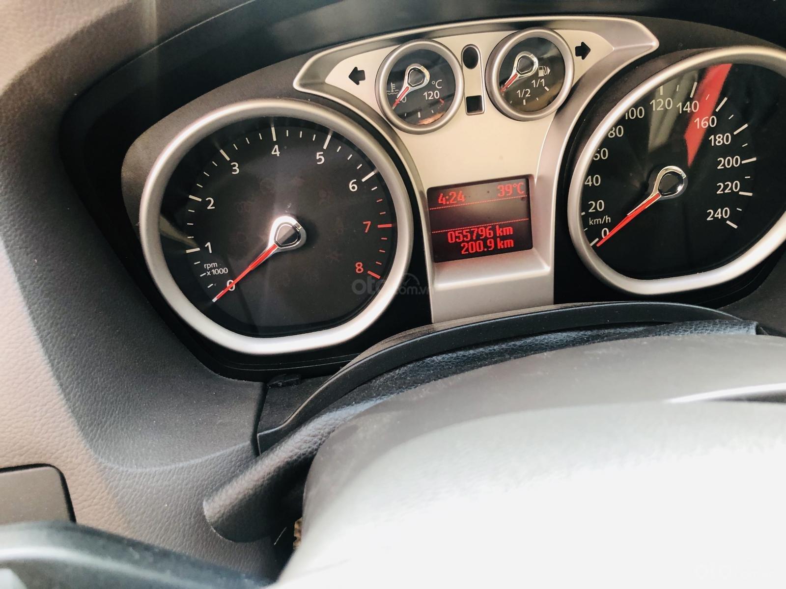 Cần bán lại xe Ford Focus sản xuất 2010 mới 95% giá tốt 340 triệu đồng (3)