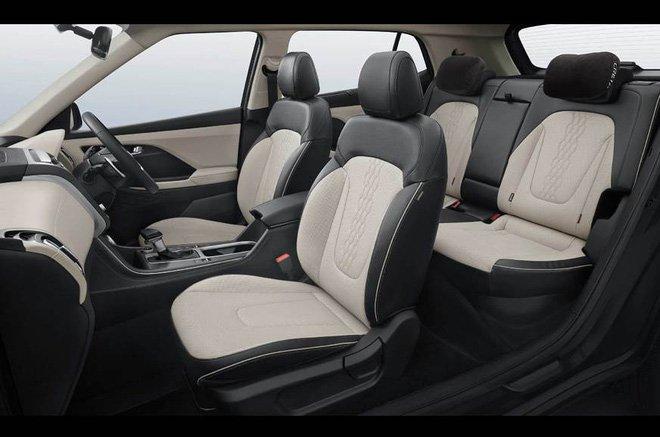 Nội thất Hyundai Creta