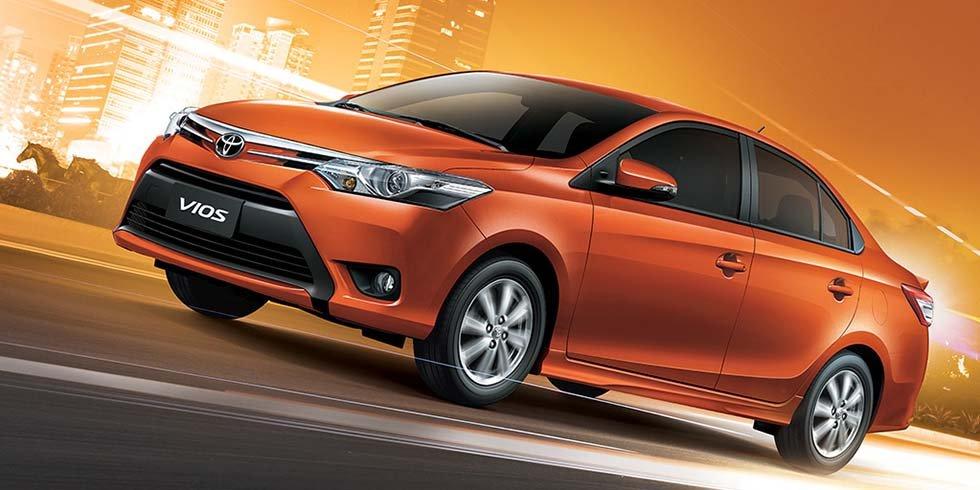 Vận hành xe Toyota Vios 2017