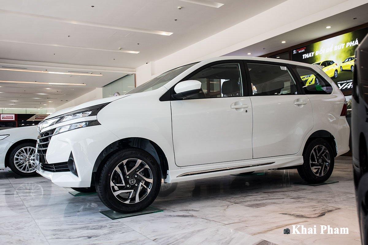 Ảnh Thân xe Toyota Avanza 2020
