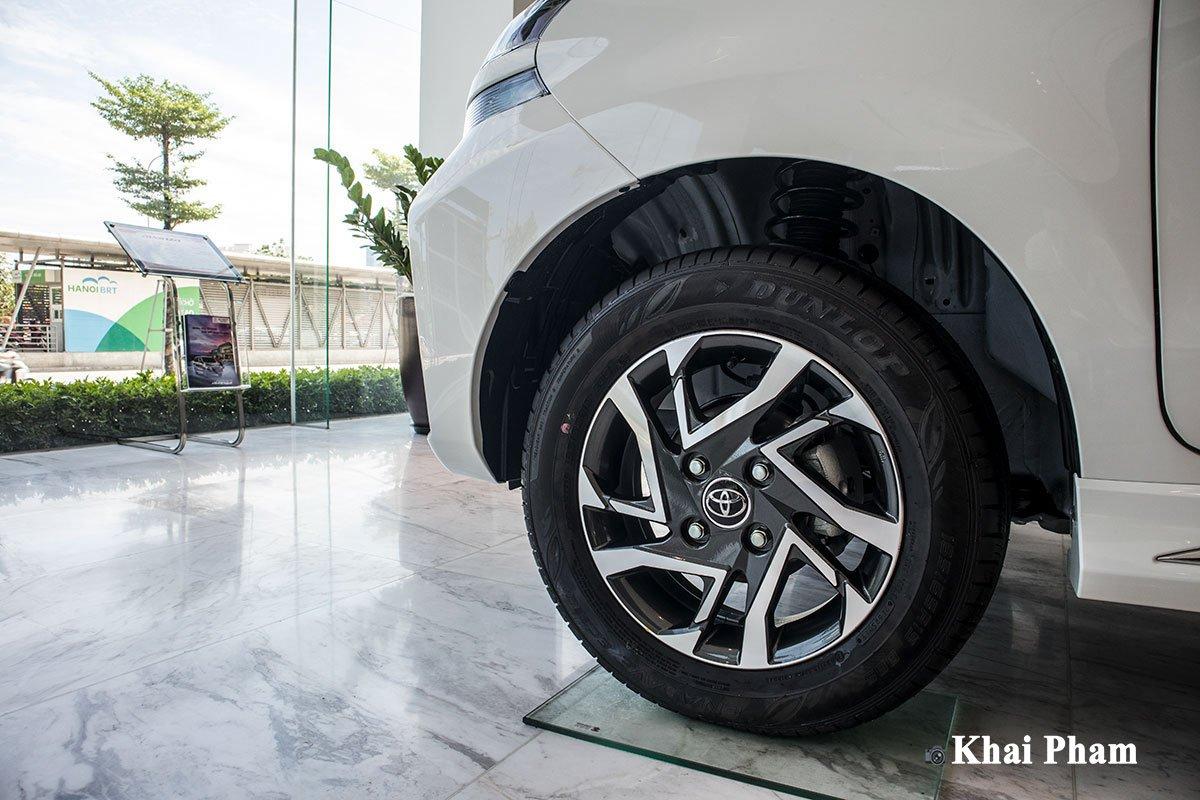 Ảnh La-zăng xe Toyota Avanza 2020