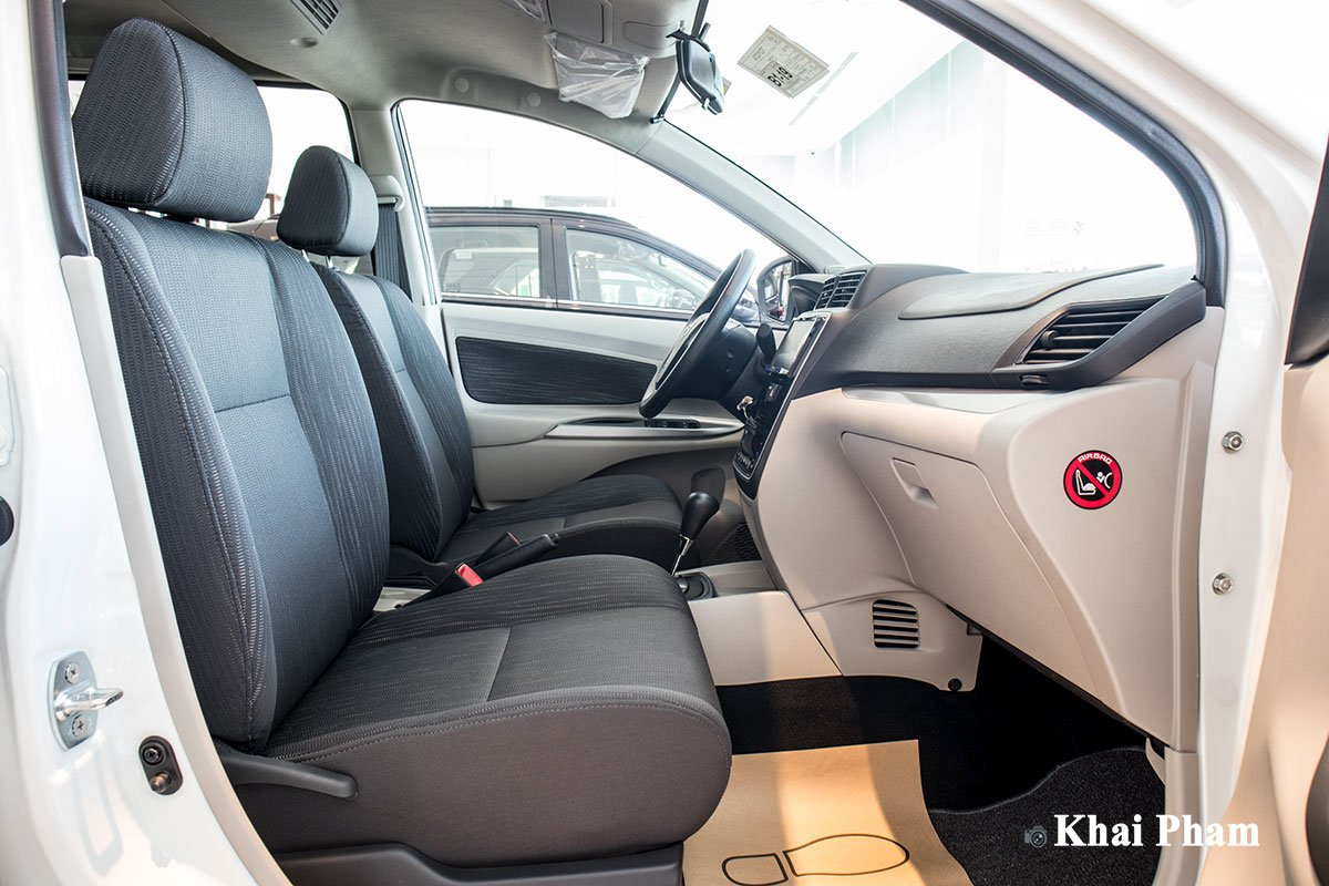 Ảnh Ghế phụ xe Toyota Avanza 2020 a1