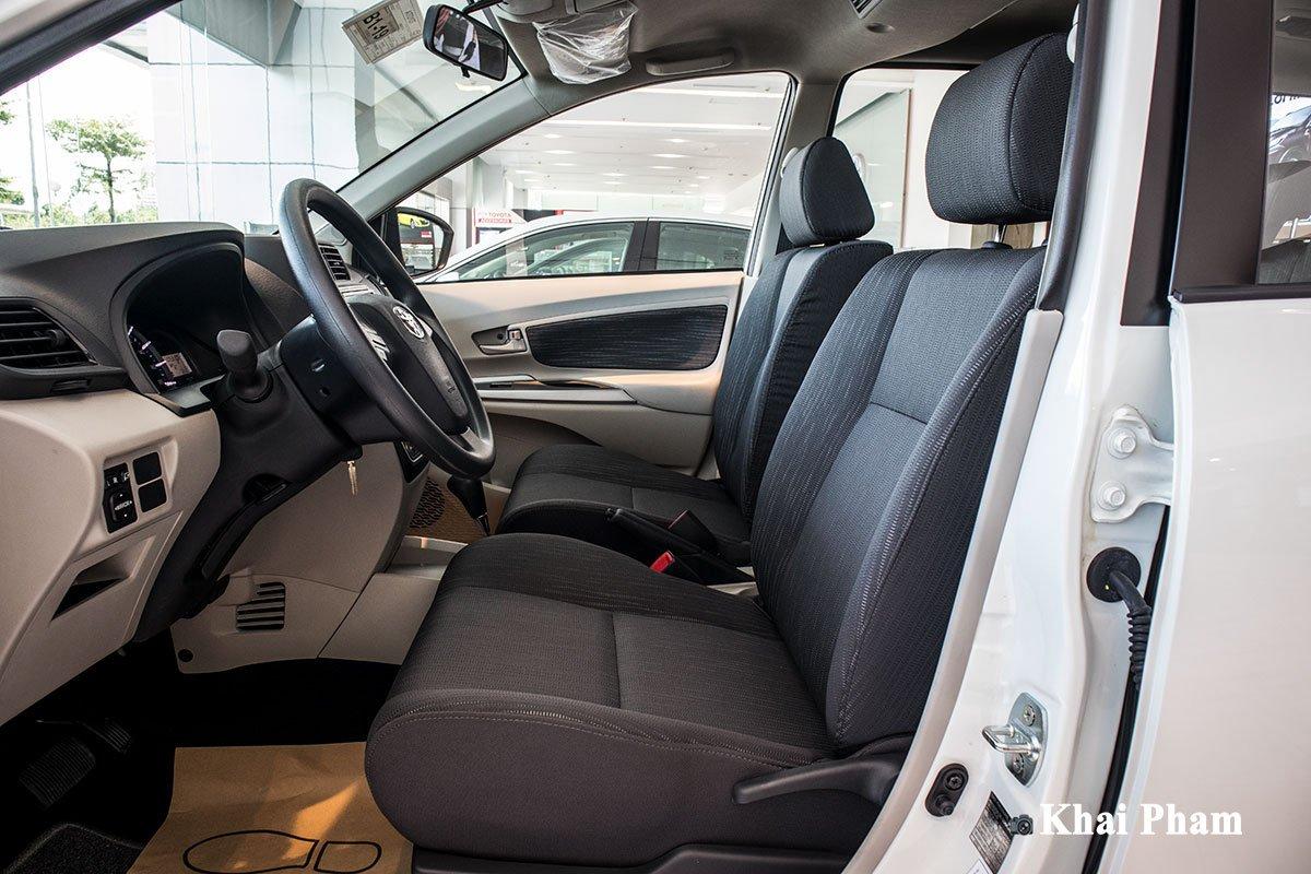 Ảnh Ghế lái xe Toyota Avanza 2020