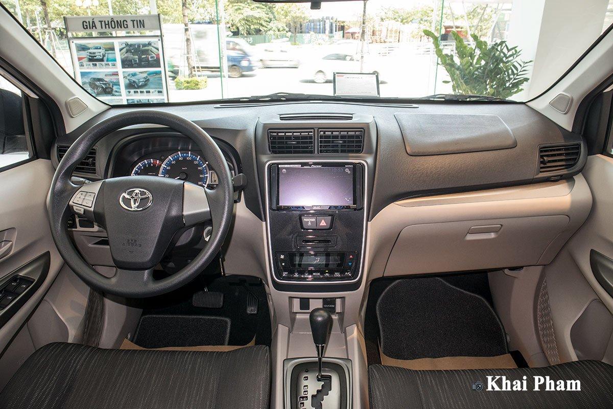 Ảnh Táp-lô xe Toyota Avanza 2020