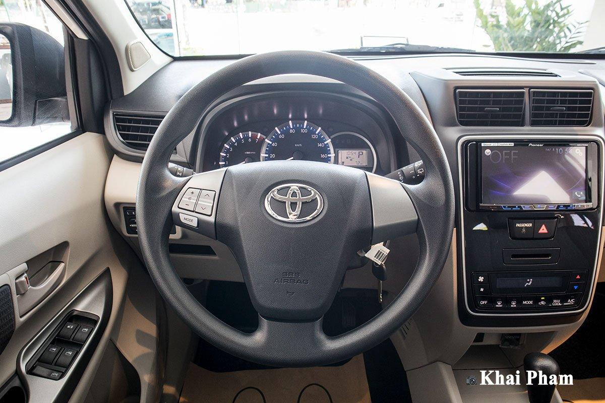 ẢnhVô-lăng xe Toyota Avanza 2020