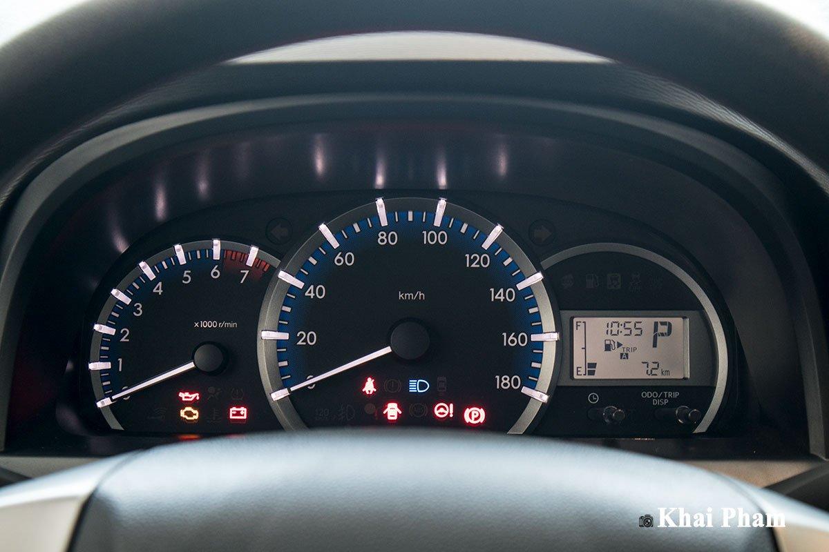 Ảnh Cụm đồng hồ xe Toyota Avanza 2020