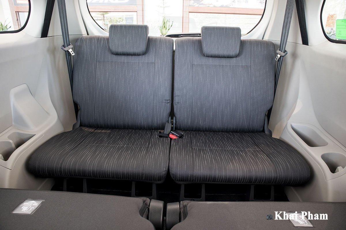 Ảnh Ghế cuối xe Toyota Avanza 2020