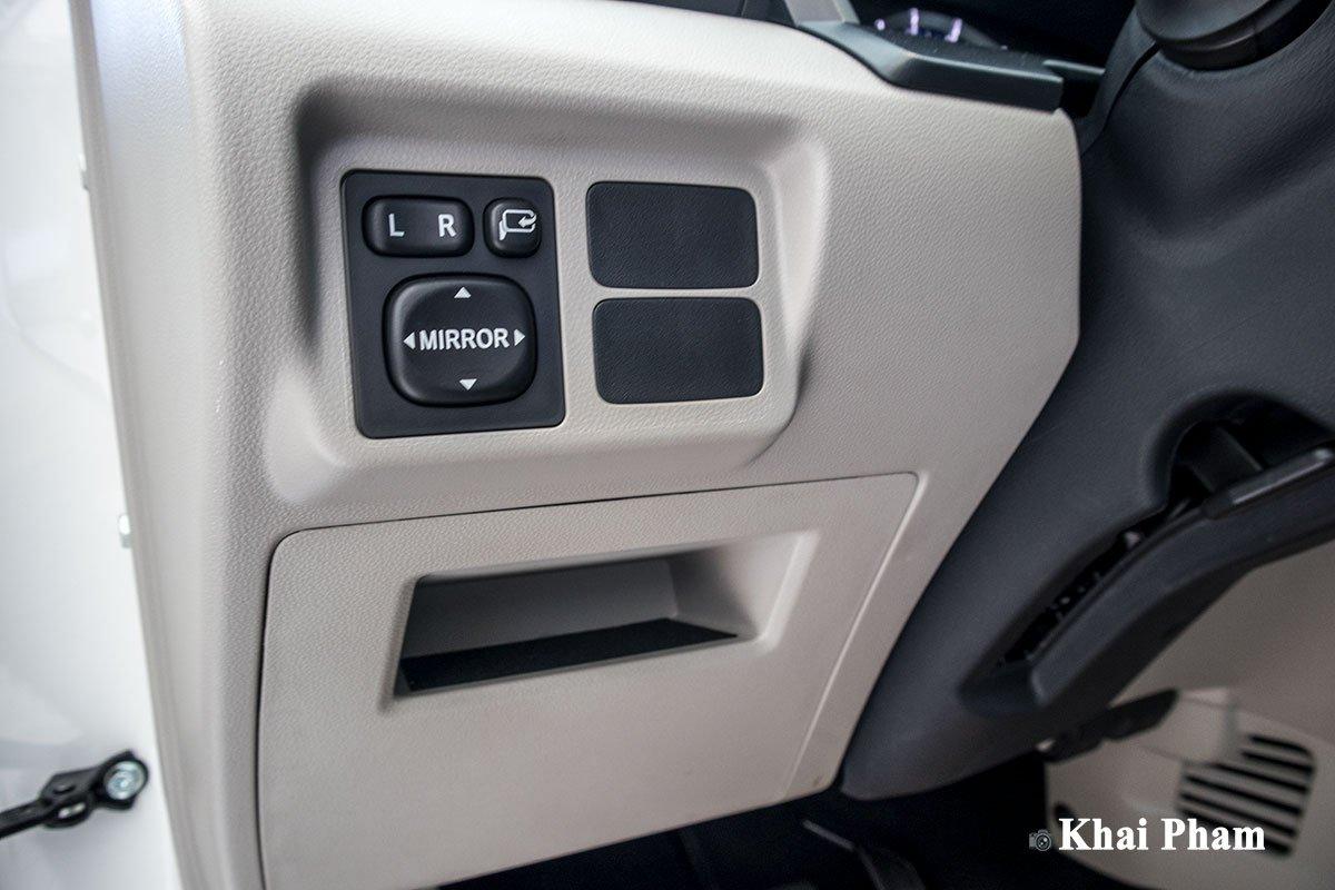 Ảnh Chỉnh gương xe Toyota Avanza 2020
