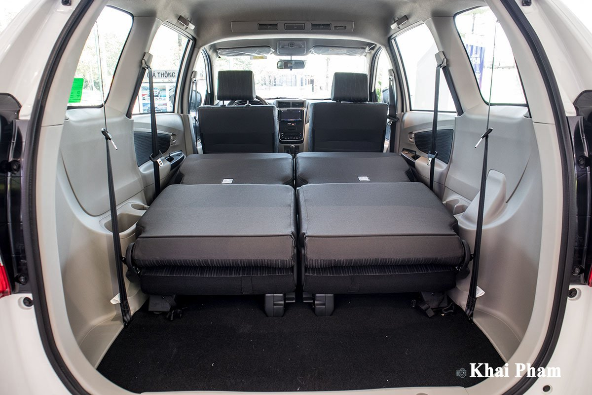 Ảnh Cốp xe hạ ghế xe Toyota Avanza 2020 a1