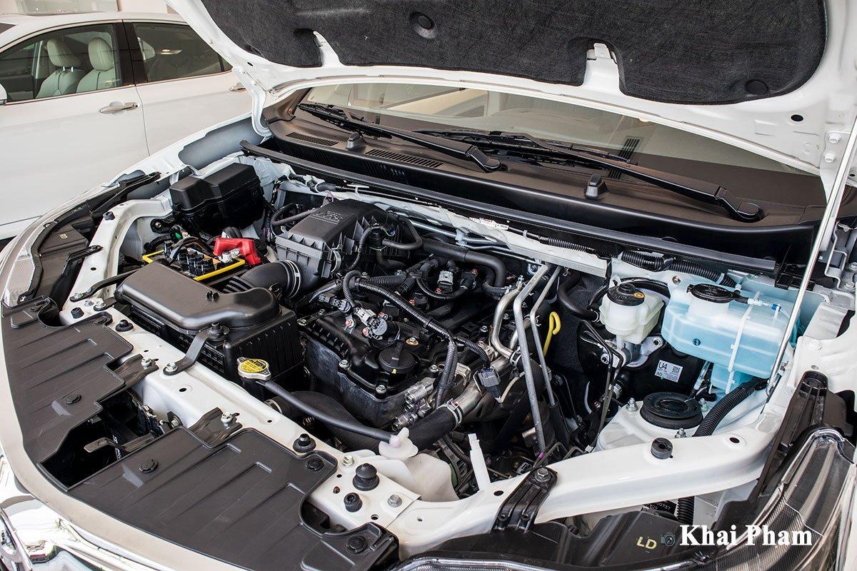 Ảnh Động cơ xe Toyota Avanza 2020