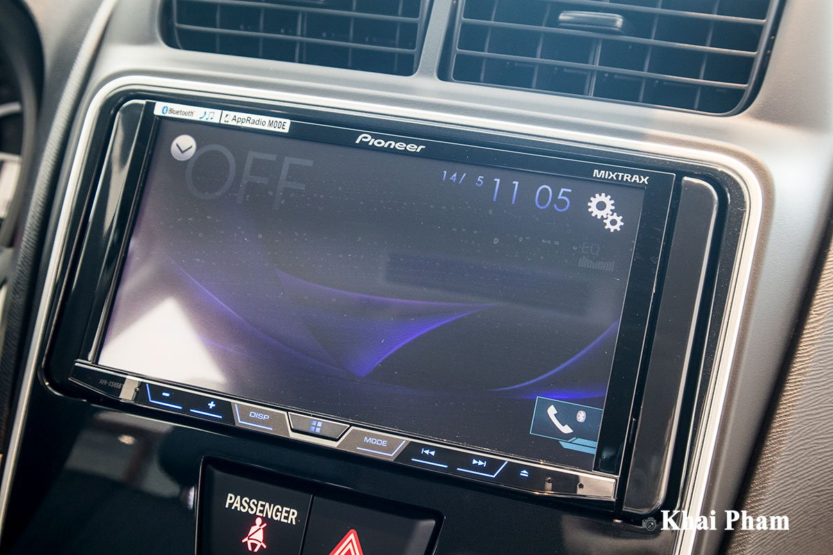 Ảnh Màn hình giải trí xe Toyota Avanza 2020