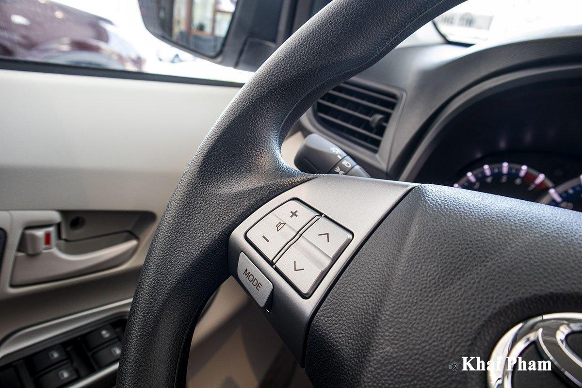 Ảnh Nút bấm Vô-lăng xe Toyota Avanza 2020 a1