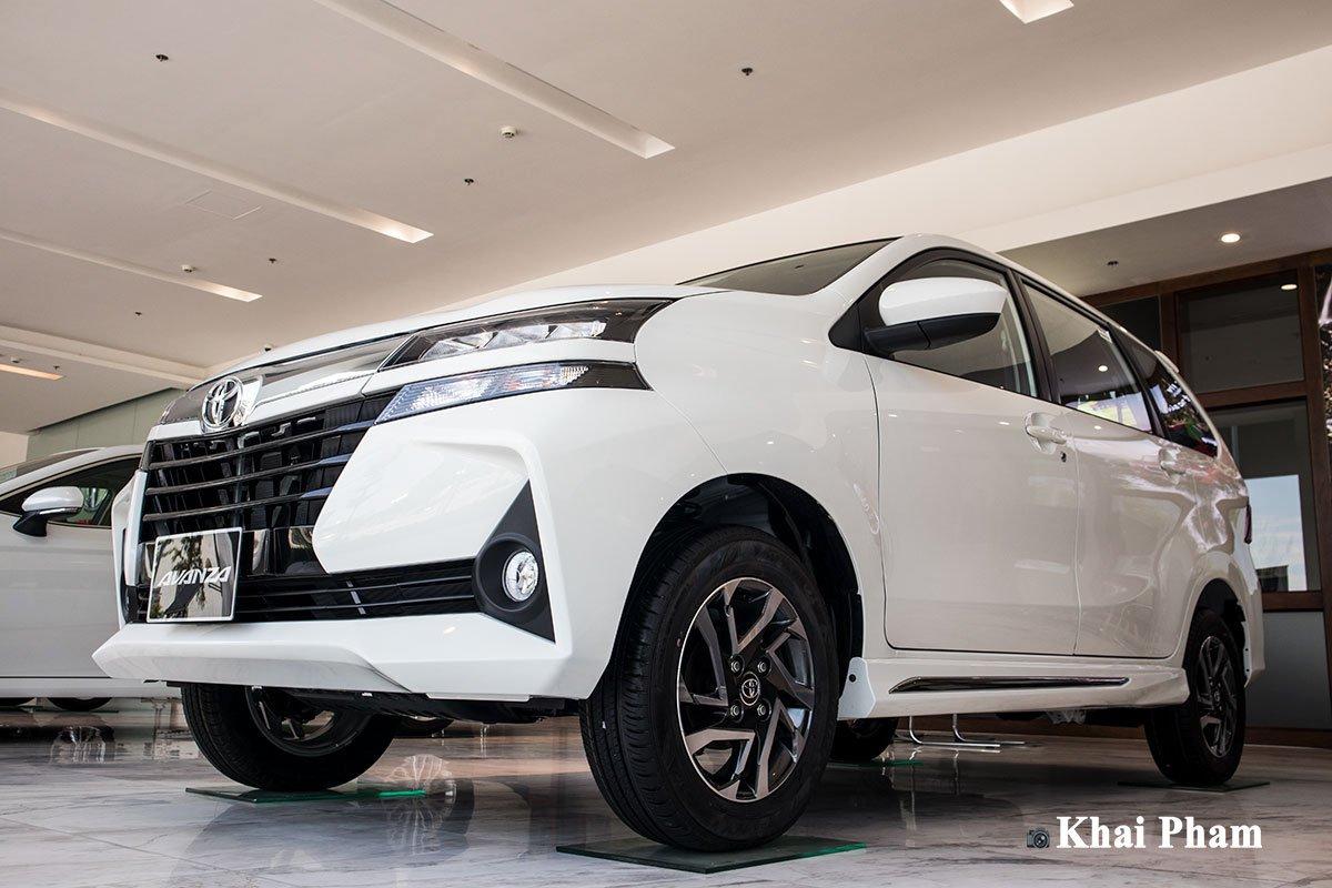 Ảnh Tổng quát xe Toyota Avanza 2020