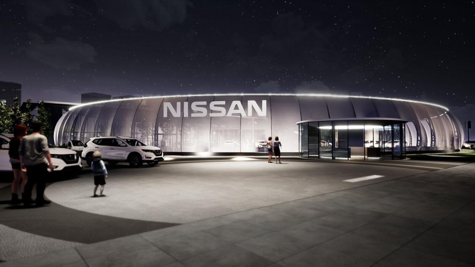 Doanh số giảm bởi Nissan phải đóng cửa các nhà máy và showroom trong mùa dịch.