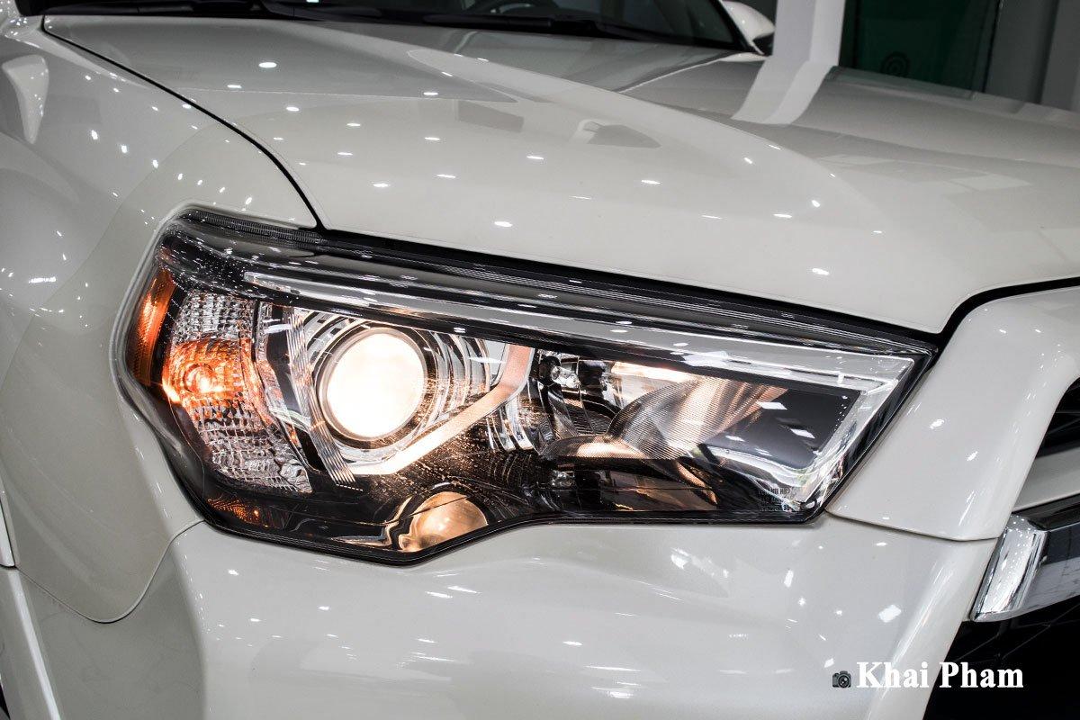 Ảnh đèn pha trái xe Toyota 4Runner Limited