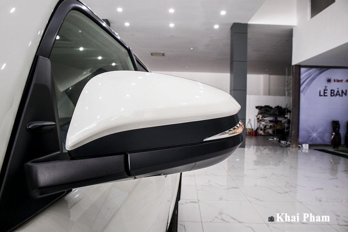 Ảnh gương chiếu hậu xe Toyota 4Runner Limited