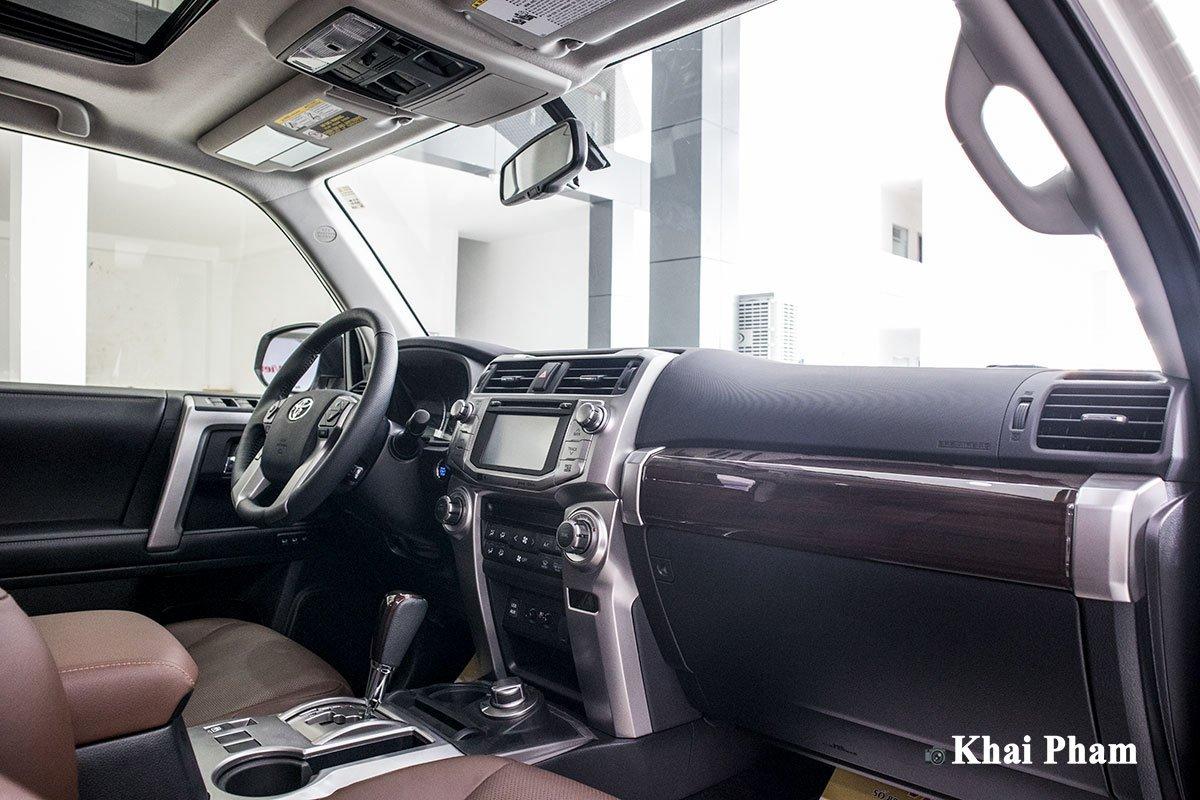Khám phá xe Toyota 4Runner Limited nhập Mỹ tại Việt Nam, SUV đến từ Nhật nhưng đậm chất Mỹ a3