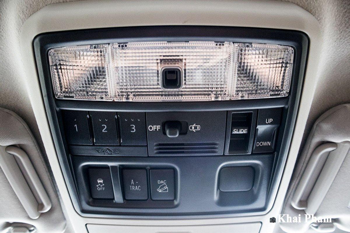 Ảnh màn hình xe Toyota 4Runner Limited