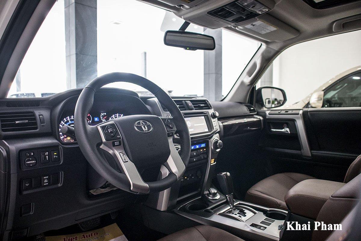 Ảnh táp-lô xe Toyota 4Runner Limited