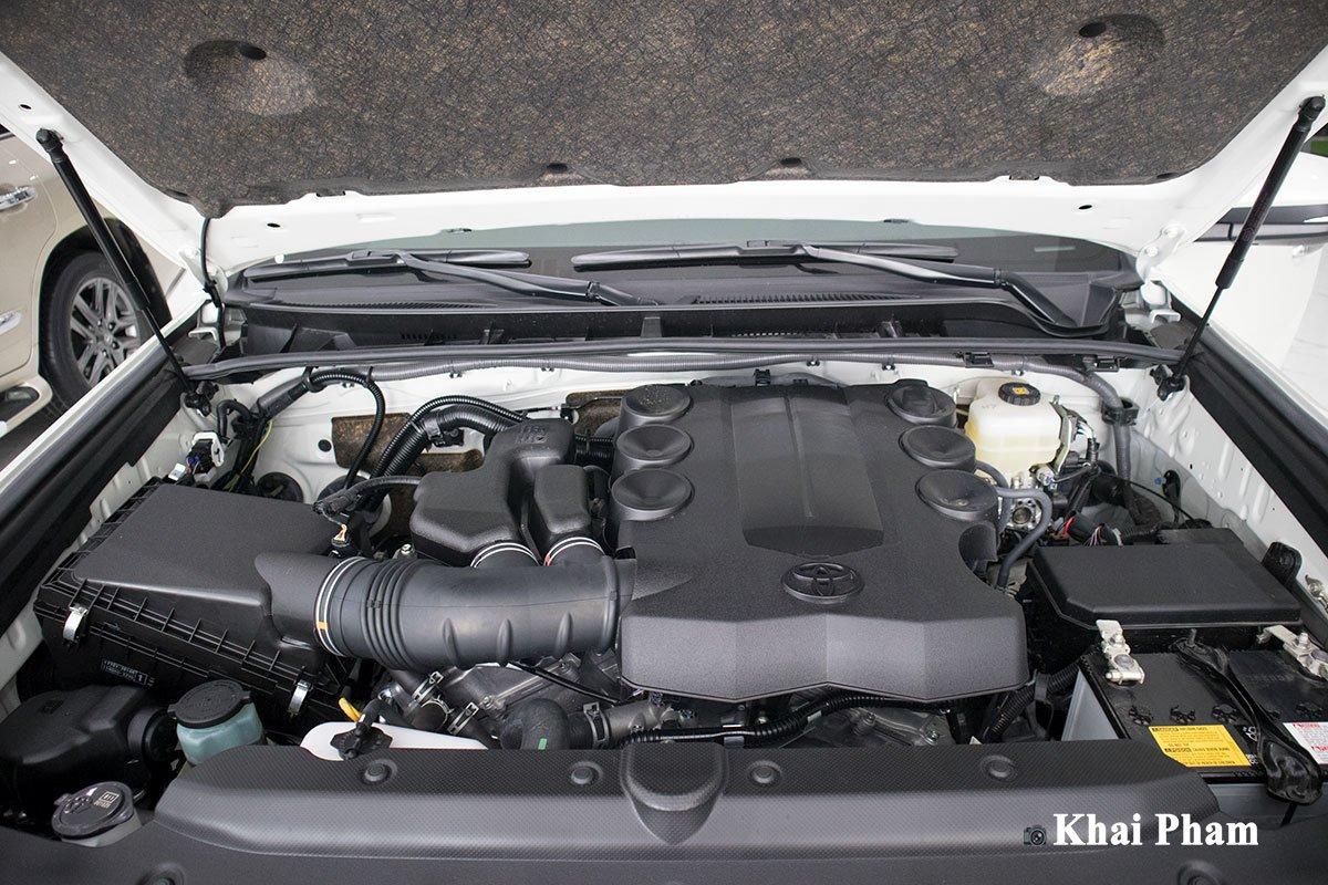 Khám phá xe Toyota 4Runner Limited nhập Mỹ tại Việt Nam, SUV đến từ Nhật nhưng đậm chất Mỹ a4