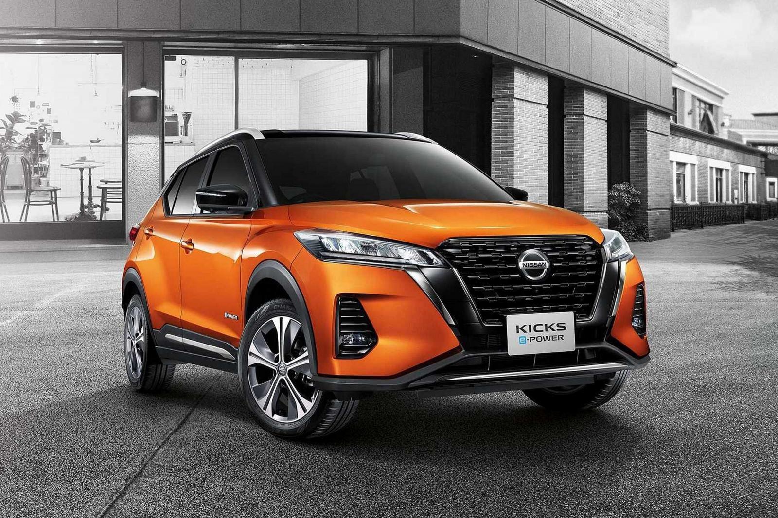 Nissan Kicks e-Power 2020 chính thức ra mắt Đông Nam Á.