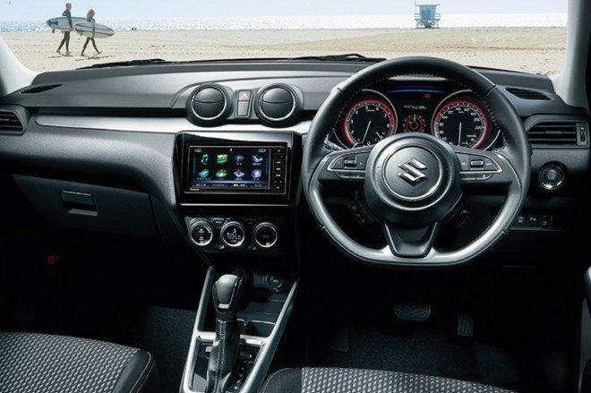 Suzuki Swift 2020 facelift an toàn tuyệt đỉnh.