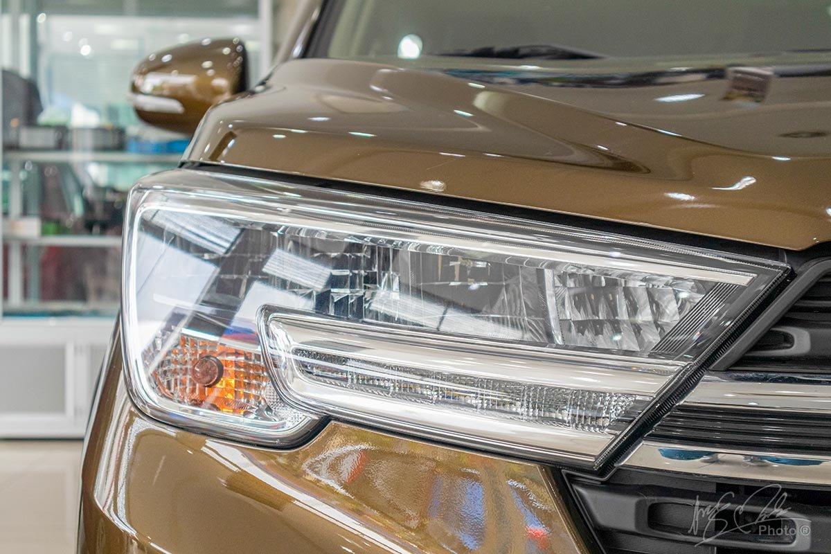 Đánh giá xe Suzuki XL7 2020: Hệ thống đèn pha/cos dạng LED.