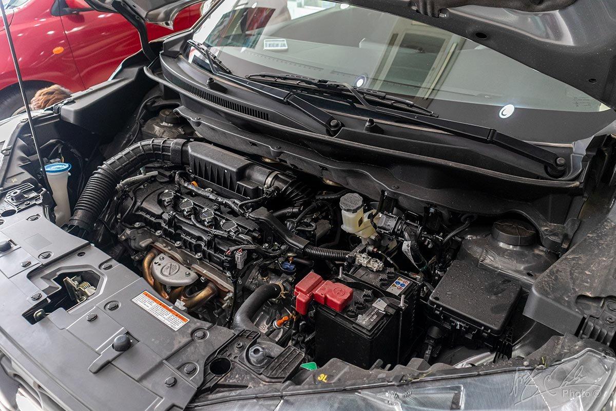Đánh giá xe Suzuki XL7 2020: Động cơ dùng chung với Ertiga.