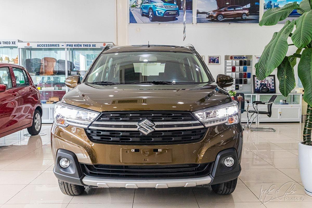 Đánh giá xe Suzuki XL7 2020: Trực diện.
