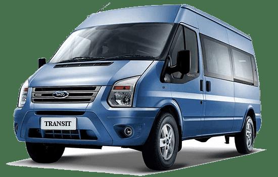 Động cơ xe Ford Transit 2017