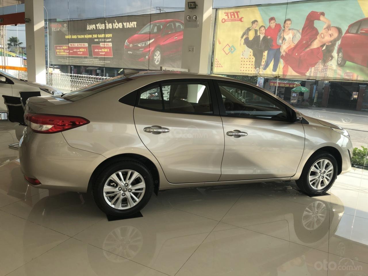Toyota Vios 1.5G đời 2020, giá tốt - tặng 1 năm bảo hiểm thân xe (2)