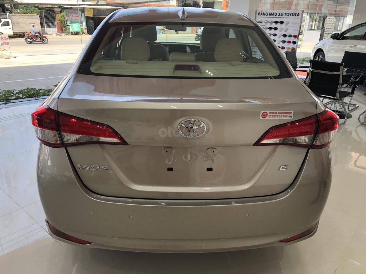 Bán ô tô Toyota Vios1.5E CVT sản xuất 2020 - tặng BHVC thân xe (2)