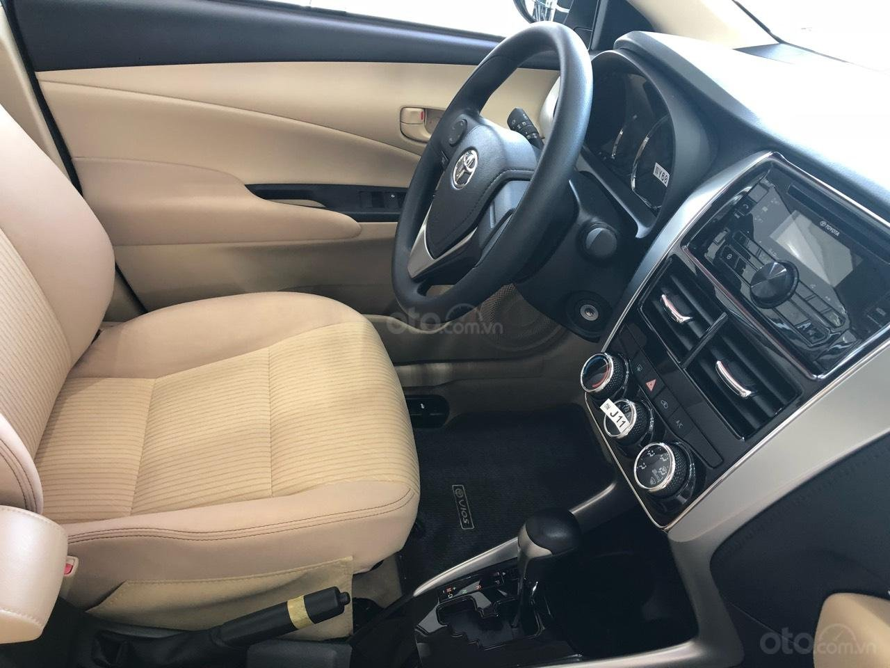 Bán ô tô Toyota Vios1.5E CVT sản xuất 2020 - tặng BHVC thân xe (3)