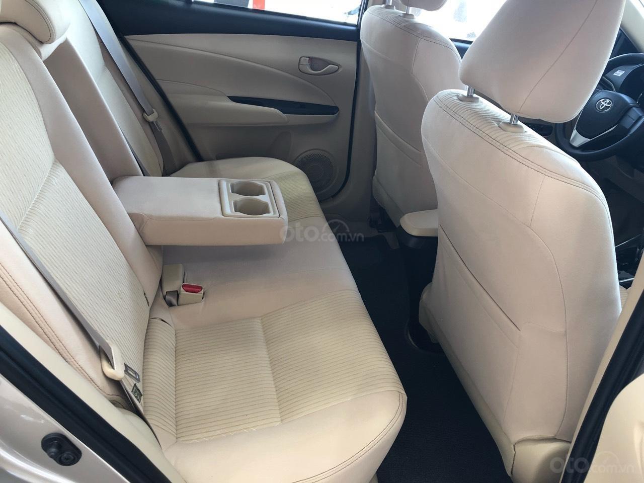 Bán ô tô Toyota Vios1.5E CVT sản xuất 2020 - tặng BHVC thân xe (4)