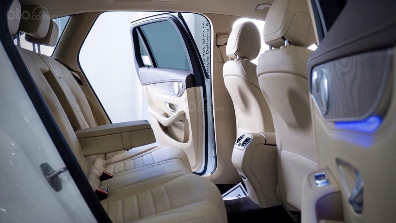 GLC200 4Matic 2020 - SUV hạng sang được tin dùng nhất Việt Nam (6)
