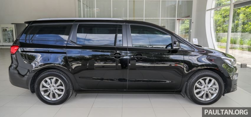 Kia Sedona 2020 mới khổng lồ.