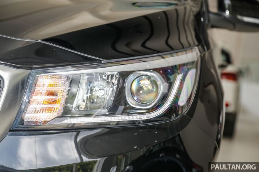 Đầu xe Kia Sedona 2020 - 2.