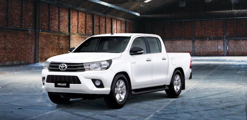 Ưu nhược điểm xe Toyota Hilux 2019