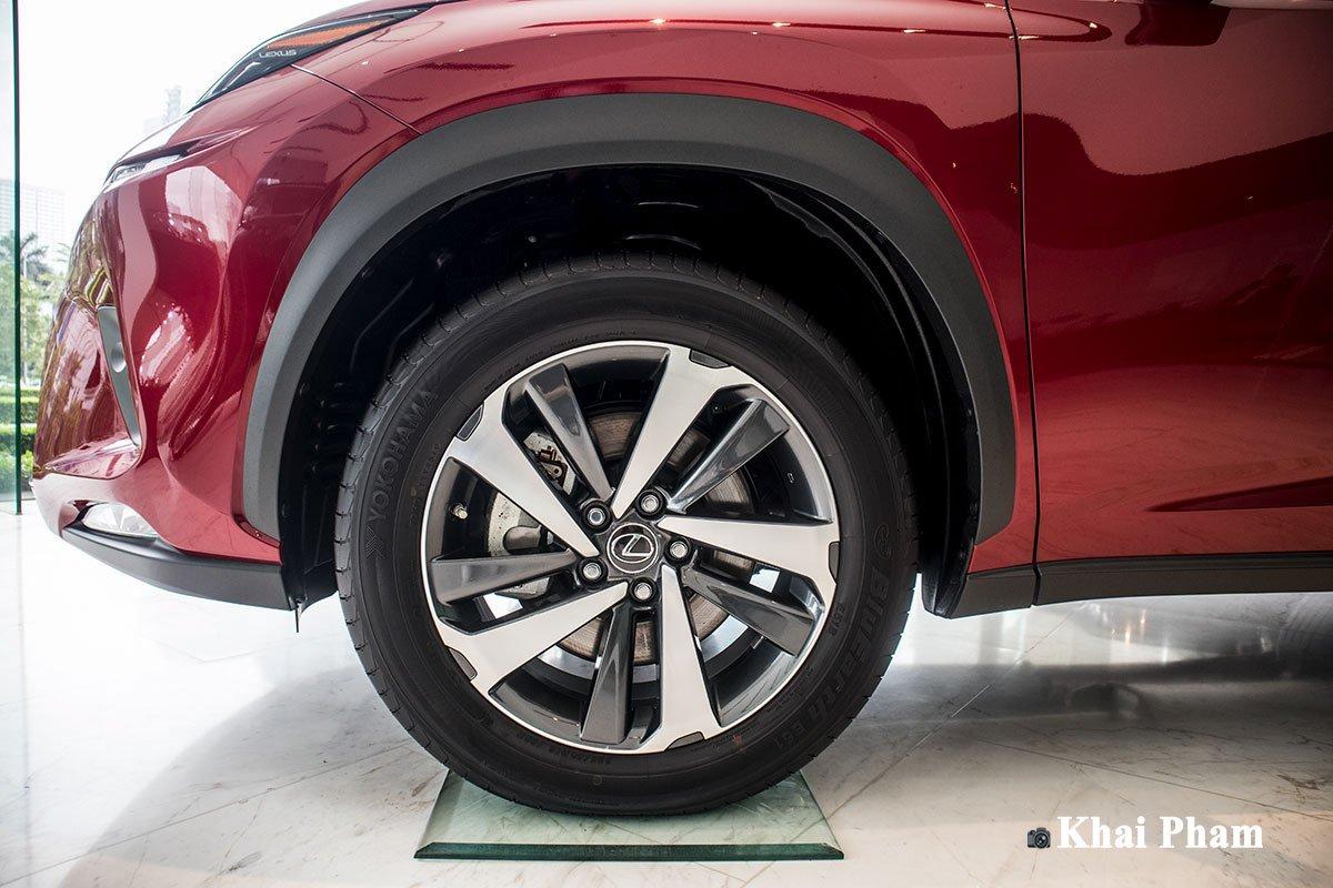 Ảnh La-zăng xe Lexus NX 300 2020